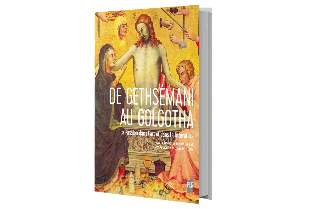 Première de couverture Livre De Gethsémani au Gogotha